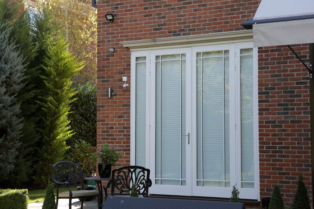 Esher homes protected with our automated security shutters