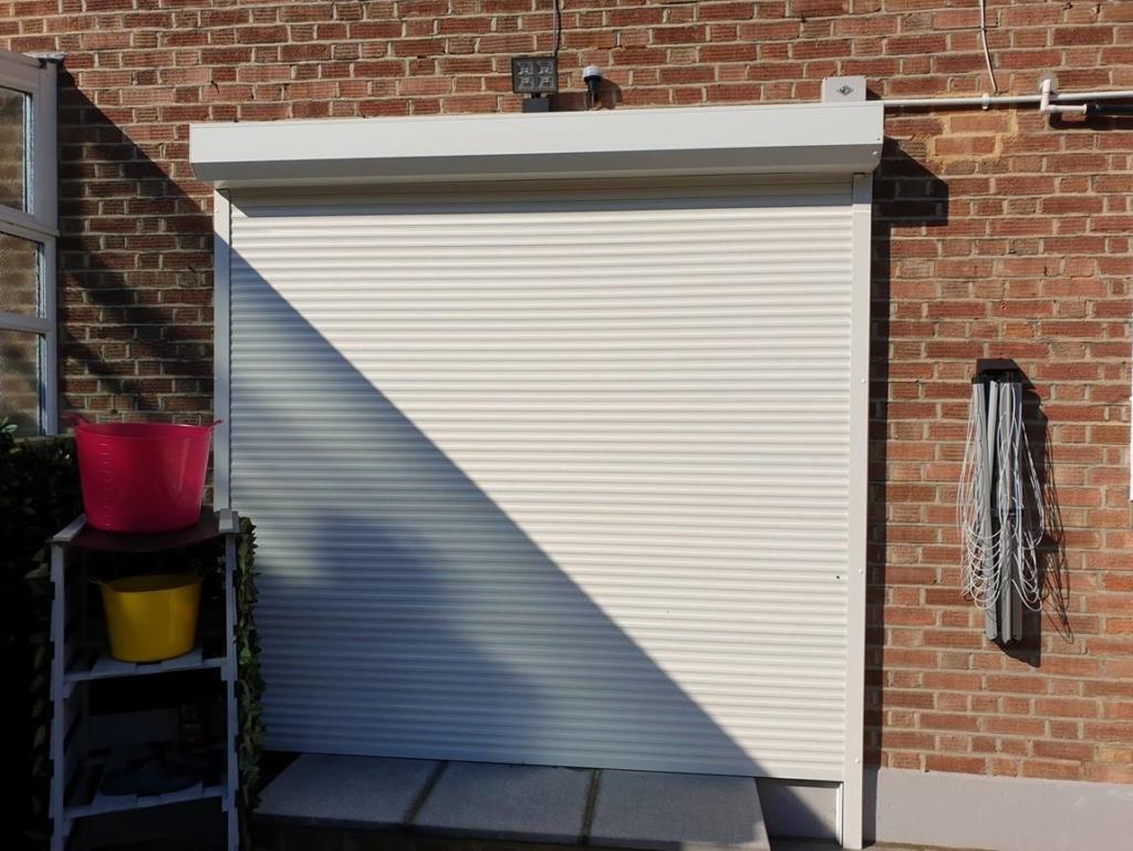 Security Roller Shutters For Windows Doors In Croydon